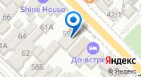 Компания Терробайт на карте