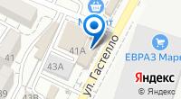 Компания Магазин швейной фурнитуры на карте