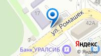 Компания Сочинский институт на карте