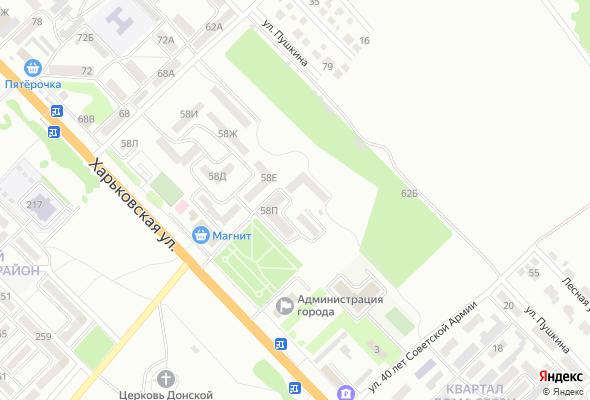 ЖК По ул.Харьковской