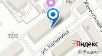 Компания Астрея на карте