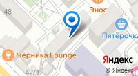 Компания Истоки на карте