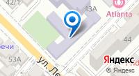 Компания Школа дзюдо и самбо на карте