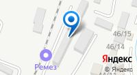Компания Хоста на карте