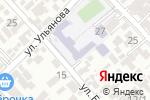 Схема проезда до компании Средняя общеобразовательная школа №49 в Сочи