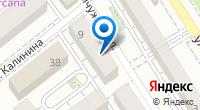 Компания Почтовое отделение связи №348 на карте
