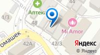 Компания Адлер-Сити на карте