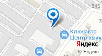 Компания АБРИС на карте