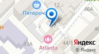 Компания Magic на карте