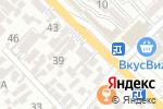 Схема проезда до компании Сочи-ТурОбзор в Сочи