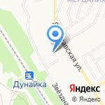 Аскорбинка на карте Ярославля