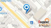 Компания Ренессанс на карте