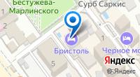 Компания Сурб Саргис на карте