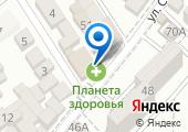 Школа Китайгородской в Сочи на карте