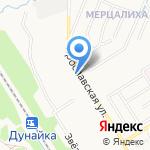 СПЕКТРЛАЙН на карте Ярославля