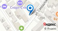 Компания Табачок на карте