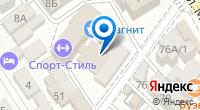 Компания Мастерская по изготовлению ключей на карте