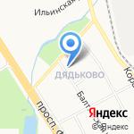 Мариан-Строй на карте Ярославля
