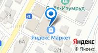 Компания Почтовое отделение связи №395 на карте