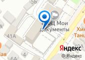 Межрайонная инспекция Федеральной налоговой службы России №8 по Краснодарскому краю на карте