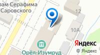 Компания Орёл-Изумруд на карте