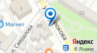 Компания Магазин кондитерских изделий на ул. Свердлова на карте