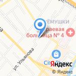 ПК ПЕГАС на карте Сочи