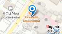 Компания Офисный центр на карте