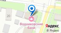 Компания Тип-Топ на карте