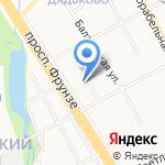 Времена на карте Ярославля