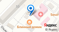 Компания Магазин трикотажных изделий на ул. Ульянова на карте