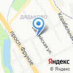 Детская поликлиника на карте Ярославля