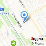 Автостоянка на карте Ярославля