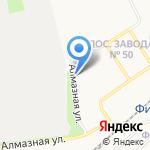 Почтовое отделение №20 на карте Ярославля