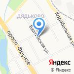 Роспечать на карте Ярославля