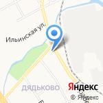 Вечность на карте Ярославля