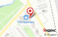Схема проезда до компании Атэл в Ярославле
