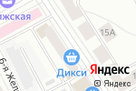 Схема проезда до компании Банкомат, Сбербанк, ПАО в Ярославле