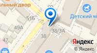 Компания МедиаСет на карте