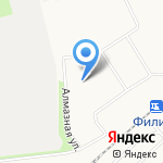 Детский сад №85 на карте Ярославля