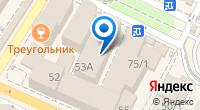 Компания Багетная салон на карте