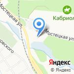 Государственная ветеринарная лечебница №3 на карте Ярославля
