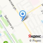 Пятерочка на карте Ярославля