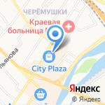 Канцелярия+ на карте Сочи