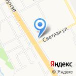 Еврофото на карте Ярославля
