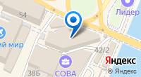 Компания Адлер Новое Дело на карте