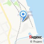 Зеленая планета на карте Ярославля