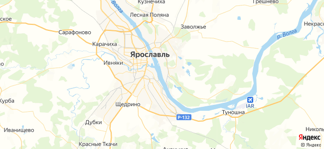 Ярославль вниз водный транспорт в Ярославле