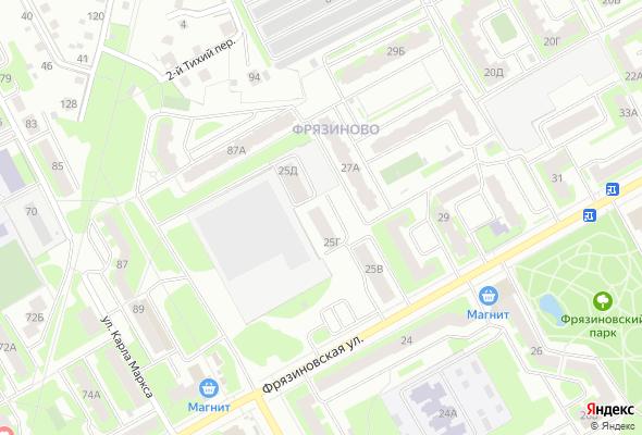 ЖК Фрязиновская улица, 25Г