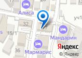 Сочинеруд, ЗАО на карте